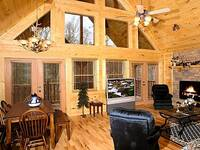 Morning Glory - 3 bedroom Gatlinburg cabin
