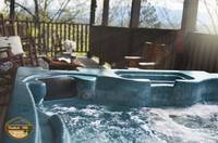 Angel's View - 3 bedroom Pigeon Forge cabin