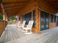 Laurel Mist - 4 bedroom Gatlinburg cabin