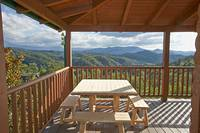 Heaven's Porch - 5 bedroom Pigeon Forge cabin