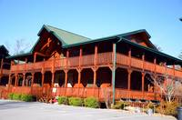 Dancing Bear Lodge - 8 bedroom Gatlinburg cabin