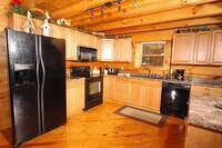 Smoky Mountain Oasis - 4 bedroom Pigeon Forge cabin