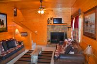 Cowboy Up - 5 bedroom Pigeon Forge cabin