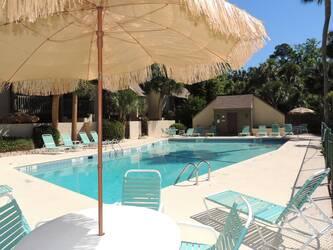 13 Hilton Head Beach Club 2 Bedroom Cabin Rental