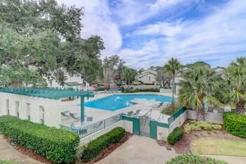 286 Stoney Creek 3 BR condo Sea Pines 3 Bedroom Cabin Rental