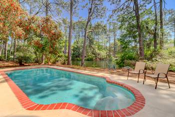 6 Topside 3 BR Home Pool Palmetto Dunes  3 Bedroom Cabin Rental