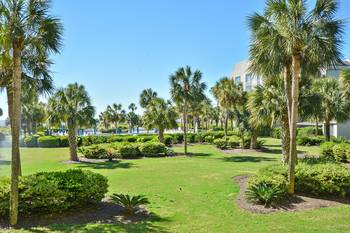 133 Shorewood Villas Oceanfront Condo 2 Bedroom Cabin Rental