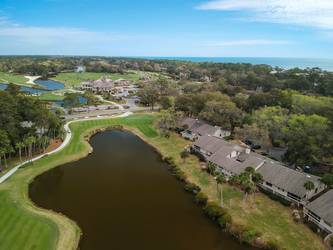564 Ocean Course Villas 2 BR Sea Pines 2 Bedroom Cabin Rental