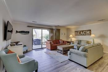 523 Queens Grant 3 BR Palmetto Dunes  3 Bedroom Cabin Rental