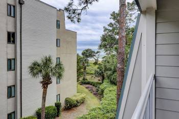 3B Beachwood Forest Beach 2 BR Oceanview 2 Bedroom Cabin Rental