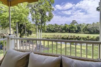 292 Evian 2 BR Condo Shipyard Golf Views 2 Bedroom Cabin Rental