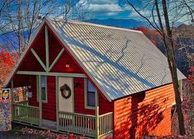 Mountain View Paradise cabin