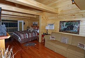 Sweet Romance cabin