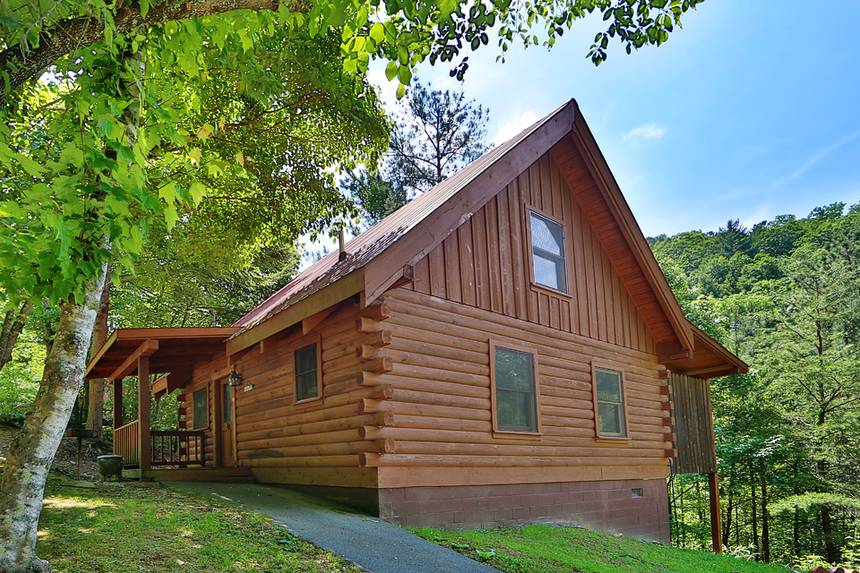 Smoky Mountain Memories 2 Bedroom Pigeon Forge Cabin Rental