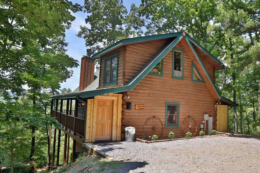 2 Bedroom Cabins Near Pigeon Forge TN