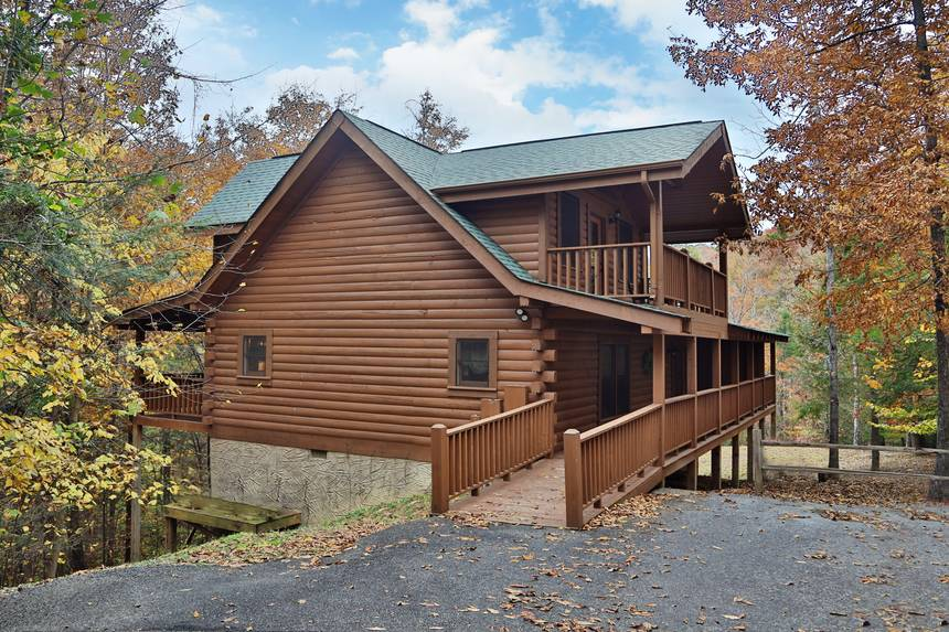 Smoky Mountain Cabin Rentals East Tennessee Vacations