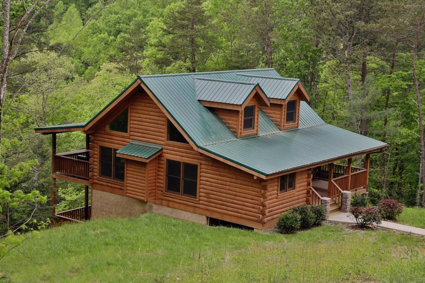 Smoky Mountain Cabin Rentals at Little Valley Mountain Resort