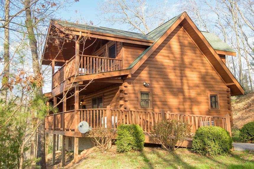 Pet Friendly Cabins In Pigeon Forge Tn