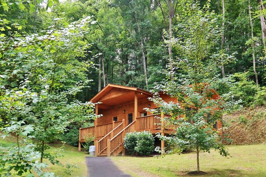 Smoky Mountain Cabins At Little Valley Mountain Resort