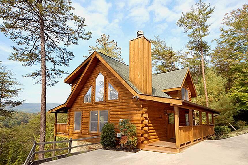 teaser description rentals cabin cottage in htm sunset tn pigeon forge gatlinburg chalet