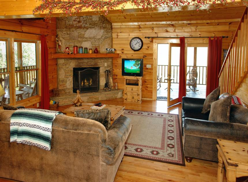 Pigeon forge cabins tennessee cabins rentals smoky for Www cabins of the smoky mountains com
