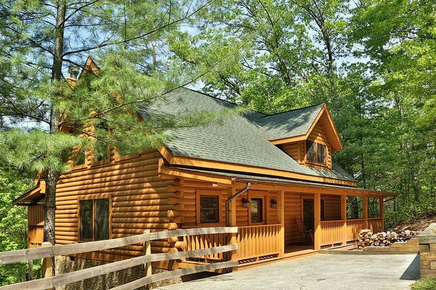 Little Lost Valley Cabin: Making Memories 3 Bedroom Pigeon Forge Cabin Rental