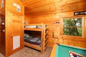 Bunk Beds in Loft
