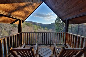 Private Balcony off Master Bedroom