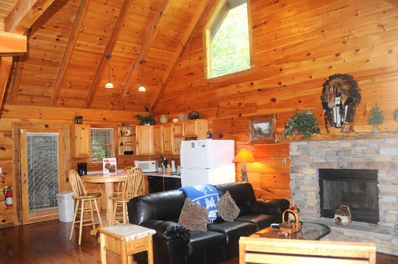 Wild Spirit 35 Maples Ridge Cabin Rentals