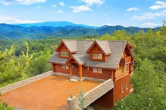Best View Ever 50 Maples Ridge Cabin Rentals