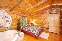 Romanic Getaway at Maples Ridge at Honeymooners Dream 2 in Gatlinburg TN