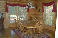 Sweet Serenity Cabin offered by Maples Ridge Cabin Rentals at Sweet Serenity 78 in Gatlinburg TN