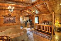 Weekend Runaway is the go to place for cabin vacation rentals just minutes from Pigeon Forge, Gatlinburg and Sevierville TN and Seconds from all the entertainment and fun you and your Sweetheart needs in a vacation. at Weekend Runaway 3 in Gatlinburg TN