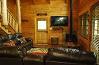 Taken at Timber Top Cabin 4 in Gatlinburg TN