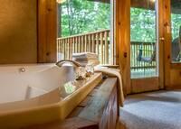 Taken at Natural Retreat Cabin 168 in Gatlinburg TN