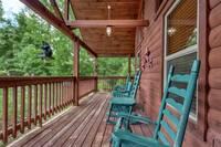 at Rocky Top Lodge 160 in Gatlinburg TN