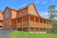 Taken at Splash Mountain Lodge 166 in Gatlinburg TN