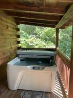 Taken at Hidden Pond Hideaway 80 in Gatlinburg TN