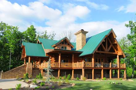 Taken at WILDERNESS LODGE in Gatlinburg TN