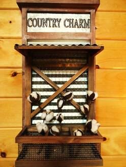 Taken at Country Charm in Gatlinburg TN