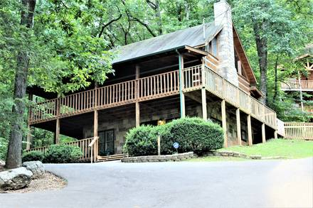 Taken at Black Bear Lodge in Pigeon Forge TN
