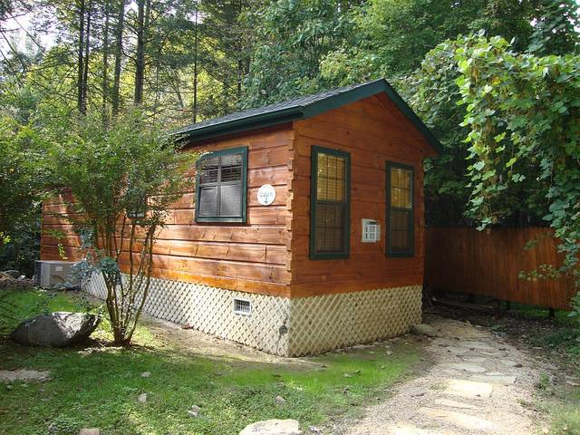 beaver creek 1 bedroom cabin at parkside cabin rentals