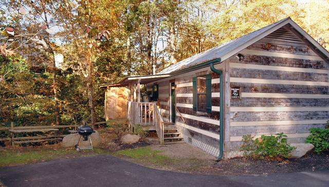 8- Cabin Sweet Cabin in 160 Parkway