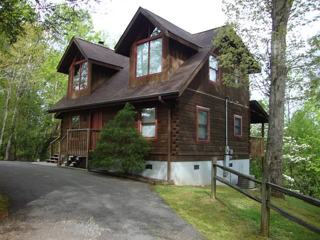 Hawk\'s Nest 3 Bedroom Cabin at Parkside Cabin Rentals