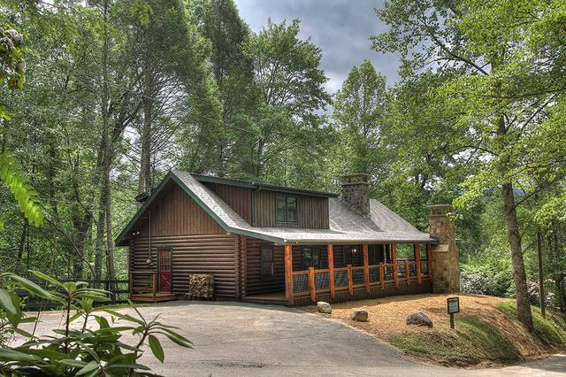Mountain Magic 3 Bedroom Cabin At Parkside Cabin Rentals