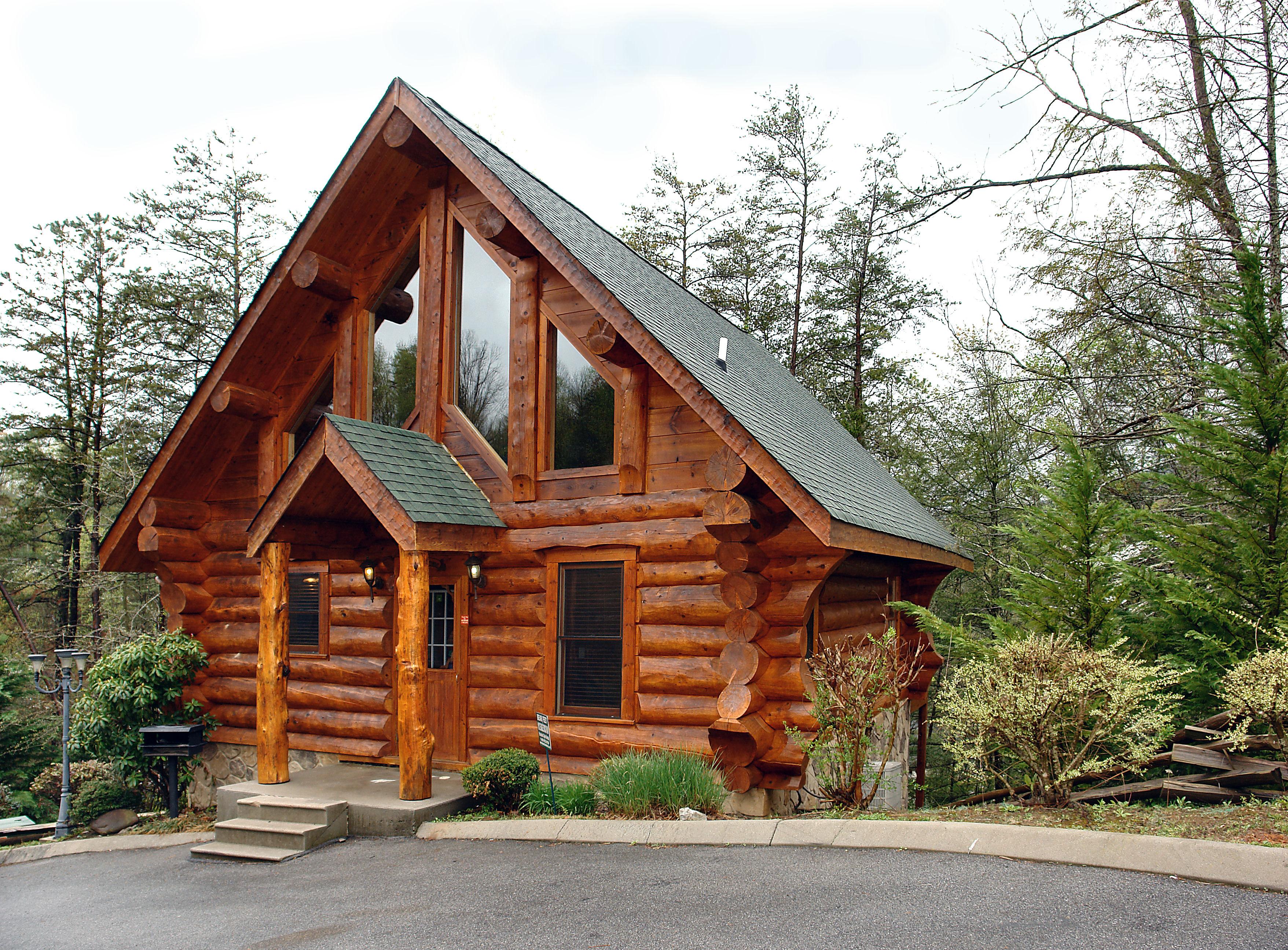Bear Feet Lodge 2 Bedroom Cabin At Parkside Cabin Rentals