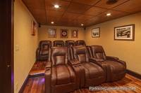 Downstairs Theater Room