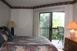 Gatlinburg condo rental with 2 private bedrooms.