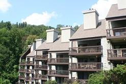 The High Alpine Resort in Gatlinburg, Tn.