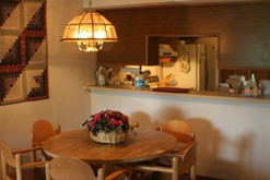 Dine in at your condo rental in Gatlinburg.